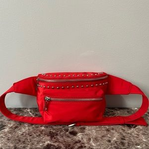 NWOT✨ Forever21 Duo-Zip Fanny Pack